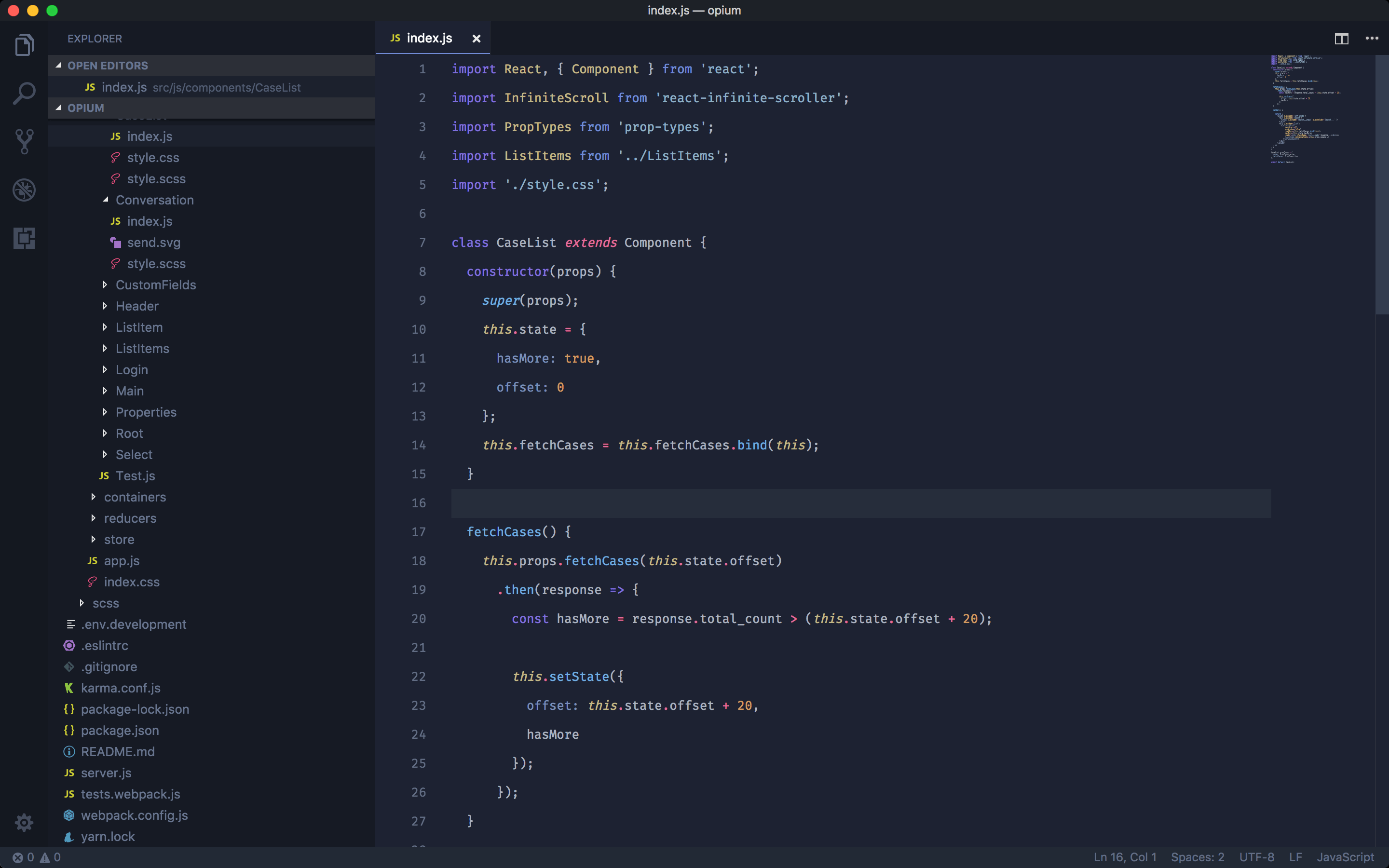 JS screenshot